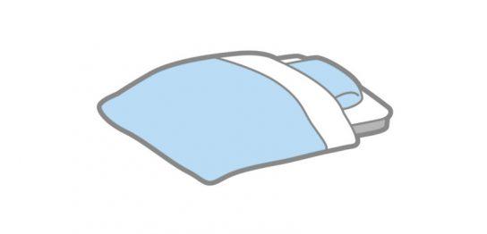 床敷の敷布団